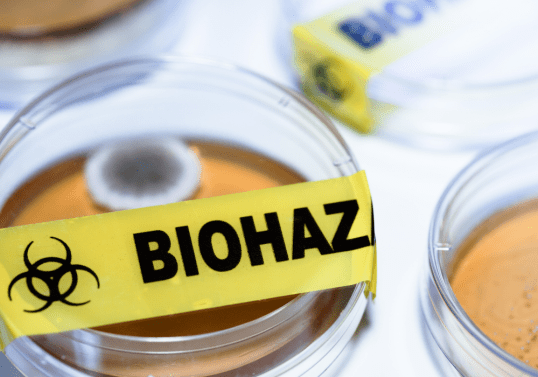Eliminating Biohazards: How Dangerous Can A Crime Aftermath Really Be
