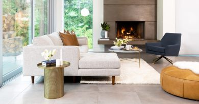 ARTICLE Sven Birch Ivory Sectional1 scaled How to Style your Bedroom