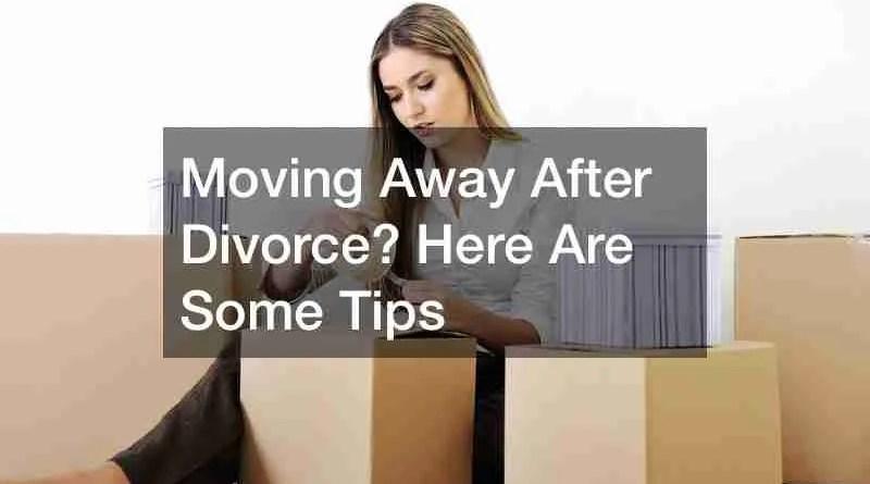 Moving Away After Divorce