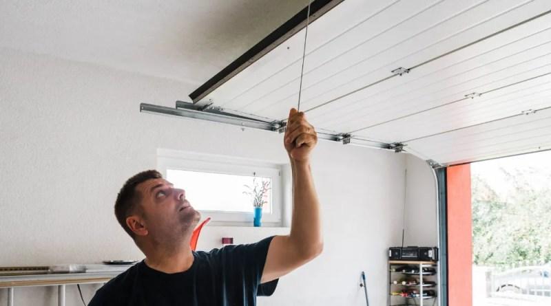 jb Garage Door Maintenance