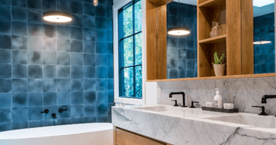 Interior Design Tips: How To Choose The Right Colors For Your Bathroom