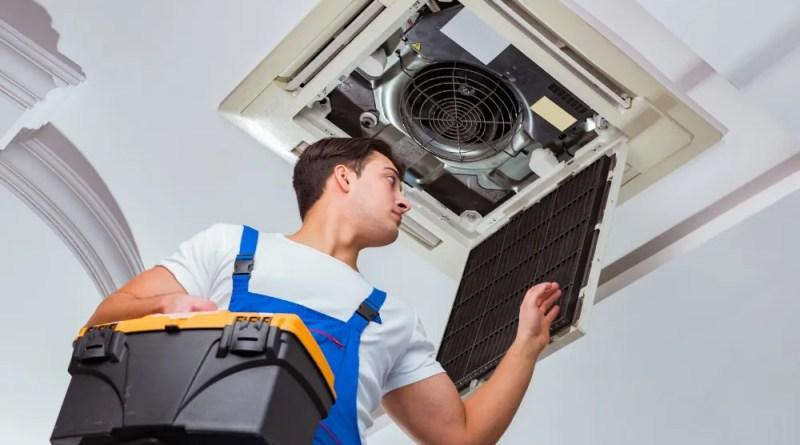 kjkj Air Conditioning Service Provider