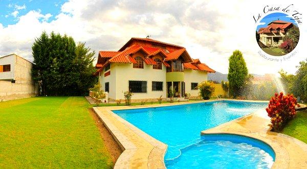 la casa de teja guayllabamba
