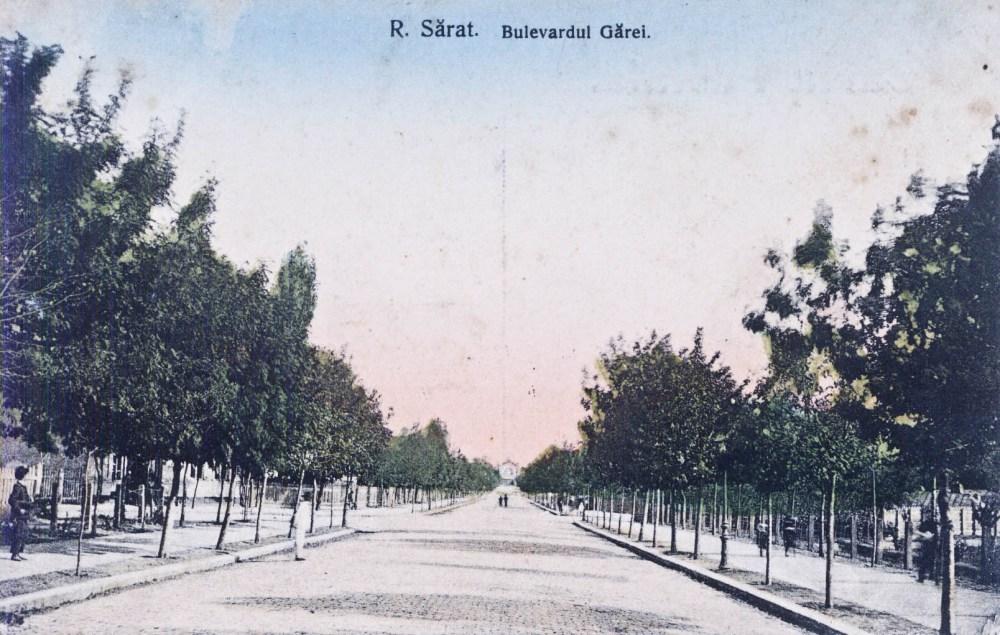 GEOGRAFIA JUDEŢULUI RÂMNICU SĂRAT, 1909 (2/5)
