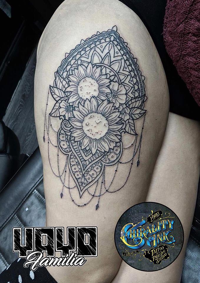 Chirality Ink York