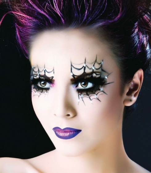 15 Amazing Halloween Makeup Inspiration