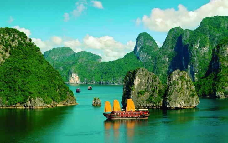 Halong Bay Vietnam 8 Most Beautiful Water Landscapes