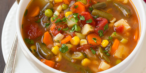 Granny's Vegetable Soup