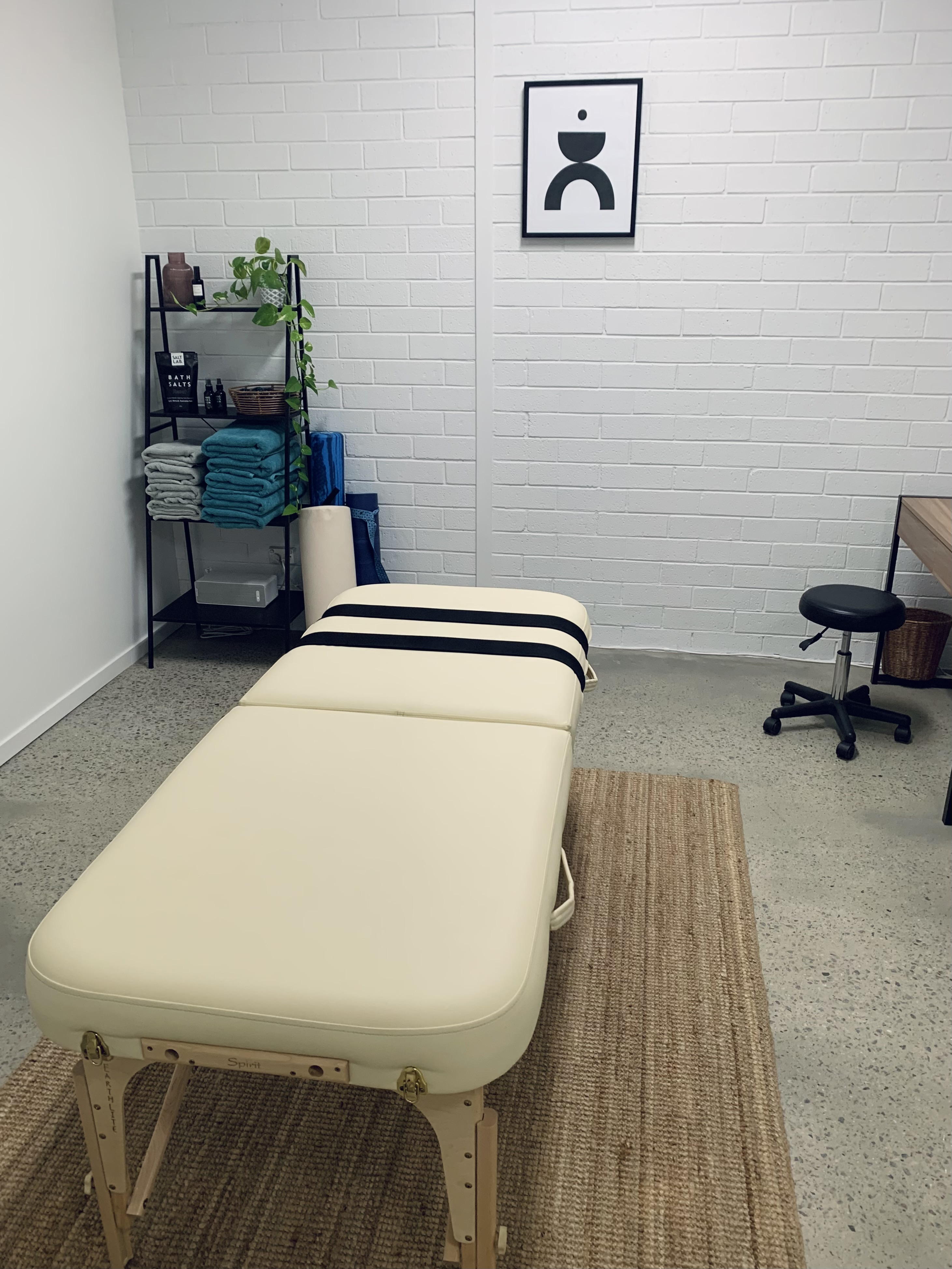Fascial Stretch Therapy Room