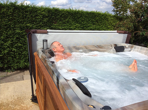 hydrotherapy rugby