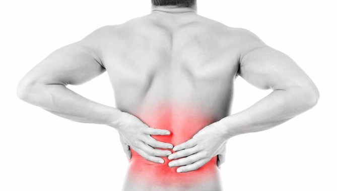 las vegas lower back pain