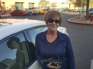 Meet chiropractic Healing Center Patient Phyllis of Las Vegas