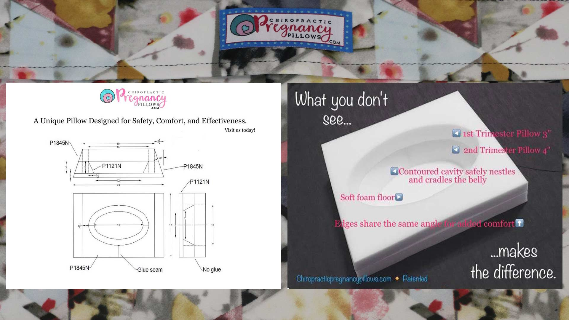 chiropractic pregnancy pillows pillow