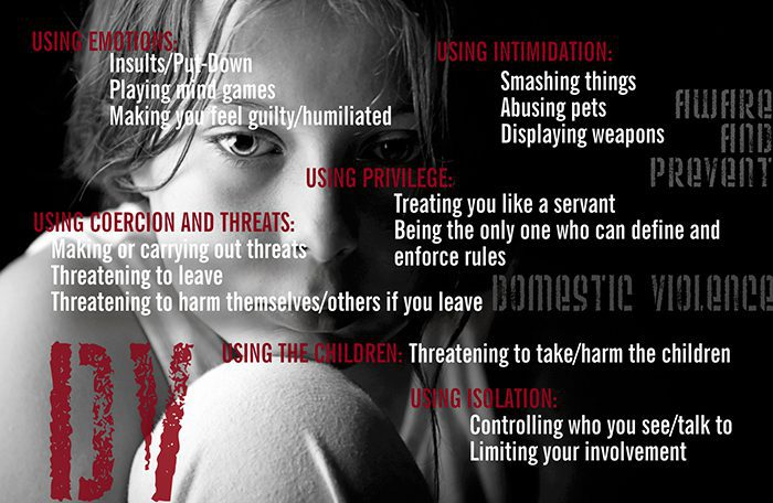 domestic violence info