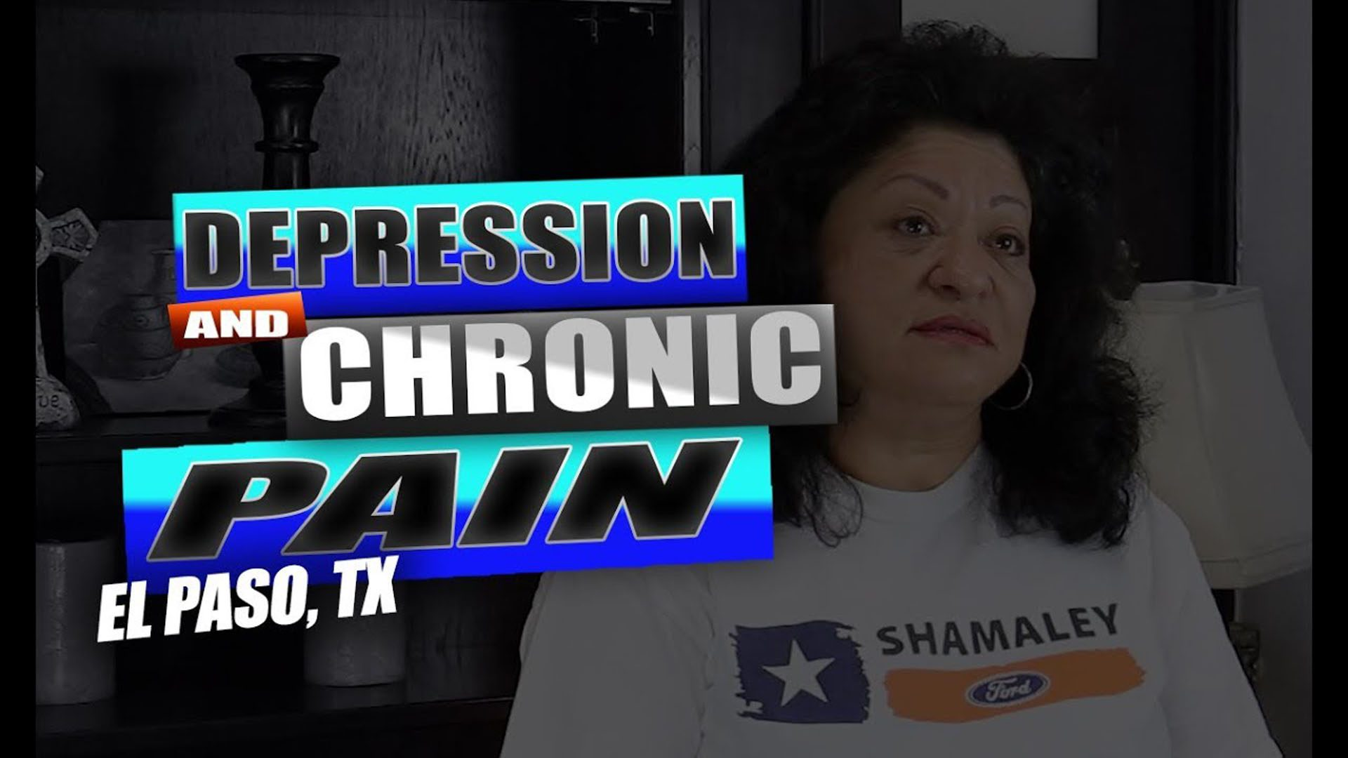 Chronic Pain and Depression | Video | El Paso, TX.