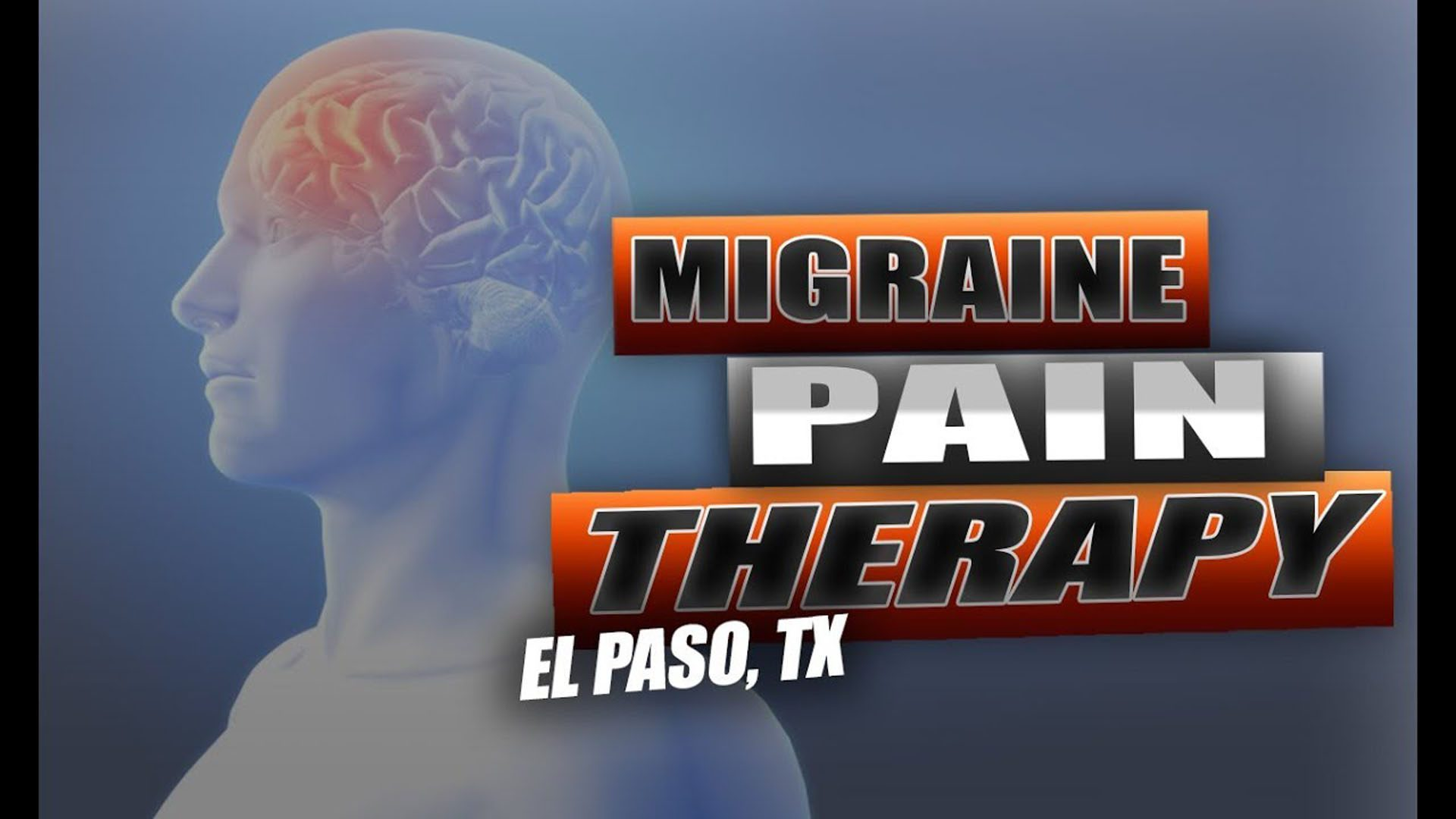 Migraine Pain Therapy | Video | El Paso, TX.