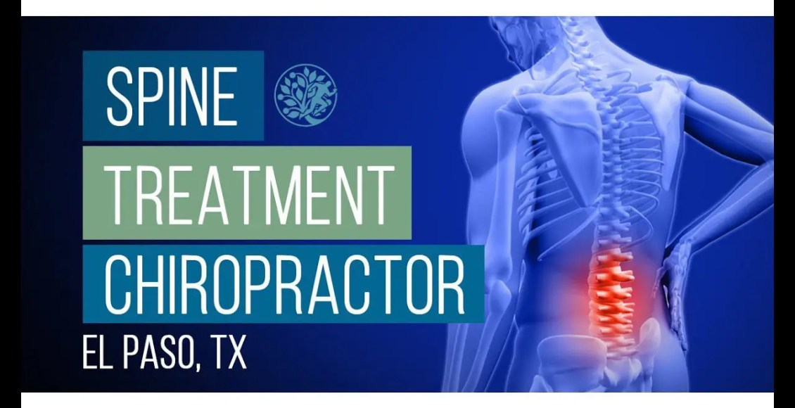 11860 Vista Del Sol Personal Spine Treatment Chiropractor El Paso, TX.