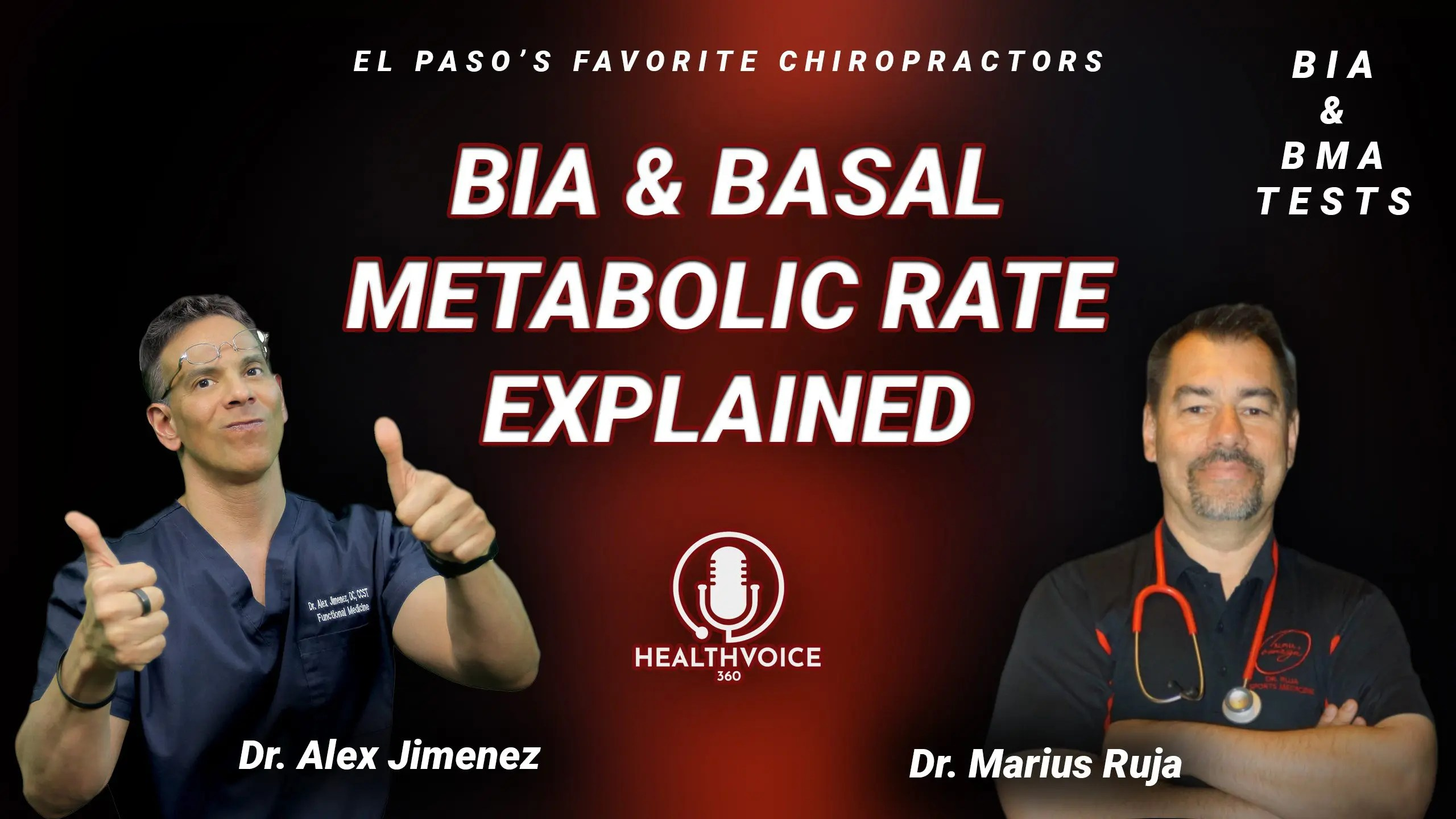 Podcast: BIA and Basal Metabolic Rate Explained
