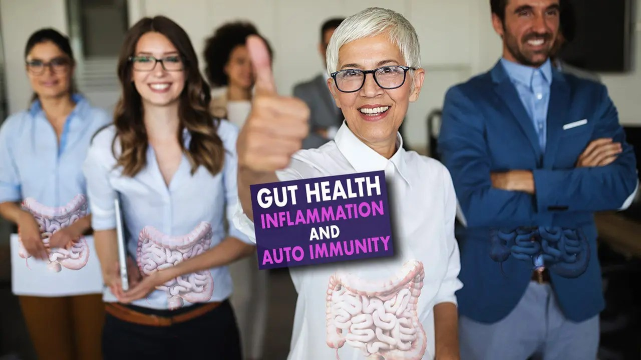Gut Health, Inflammation and Autoimmunity