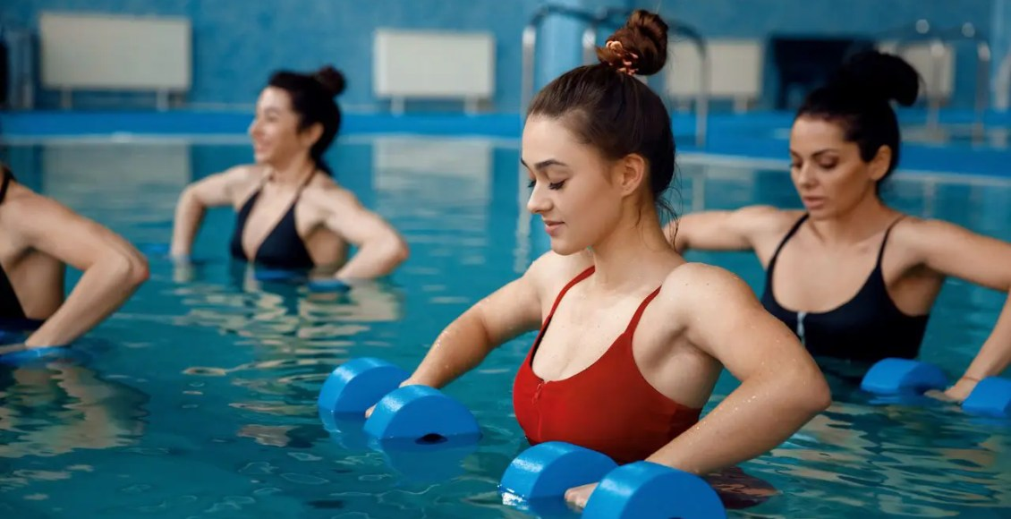 11860 Vista Del Sol, Ste. 128 Swimming Non-Impact Exercise for Back Pain, Injury, and Rehabilitation