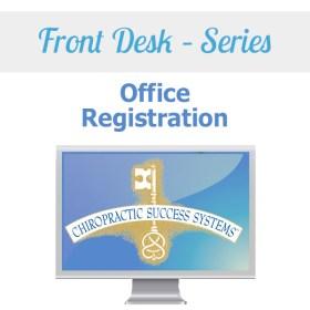 Front Desk Series