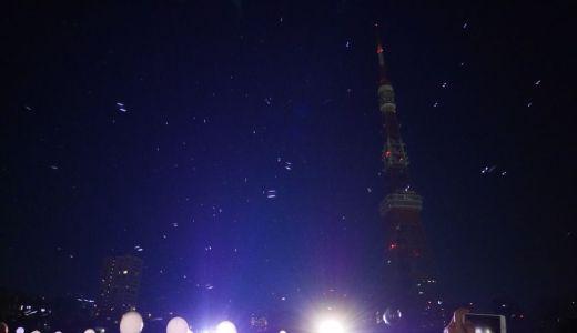 【東京年越し】フォトジェニックな年越し♪絶対行くべし♪東京タワー@ザ・プリンスパークタワー東京
