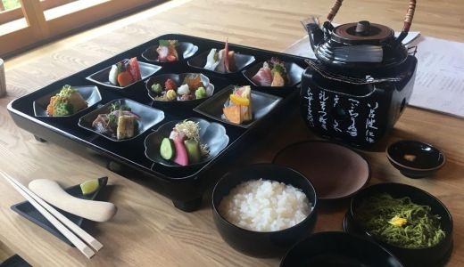 【京都祇園八坂】超人気店AWOMB(アウーム)の新店舗♪「手和え寿司」を楽しむ♪