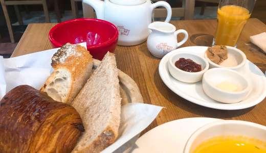 ''休日の優雅な朝食''を堪能する♪ル・パン・コティディアン 東京ミッドタウン店