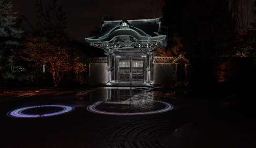 【京都観光~紅葉ライトアップ~】秀吉への思いが込められたお寺『高台寺』の紅葉シーズンライトアップは素敵だった。