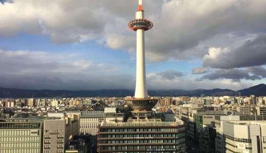 【京都】京都駅から京都タワーをきれいに撮影できるところはココ!空中径路!