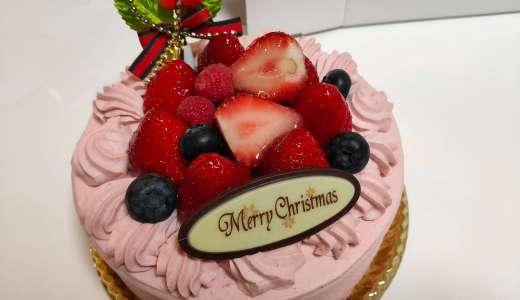 【京都】kyotoブランド「パティスリー洛甘舎」のピンクでプレミアムなケーキを食べてみた!