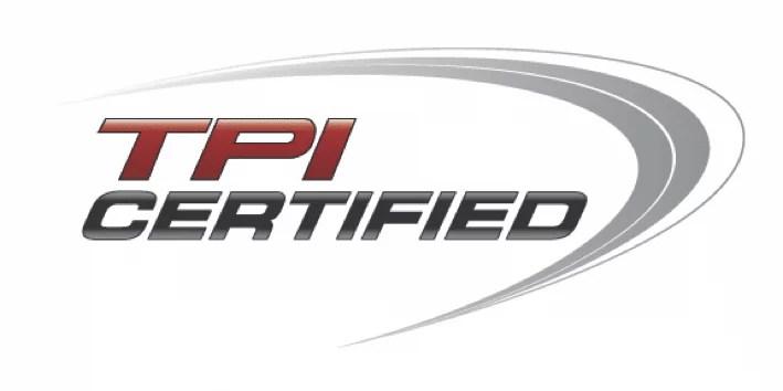 TPI Certifies Instructor