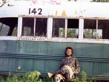 Chris McCandless in Alaska