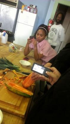 making-food