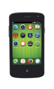 Spice Fire One with Firefox OS