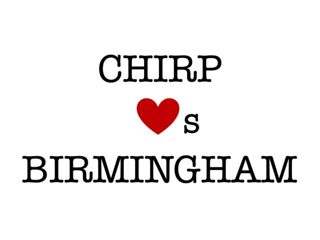 The Chirp Flock: Spotlight on Birmingham