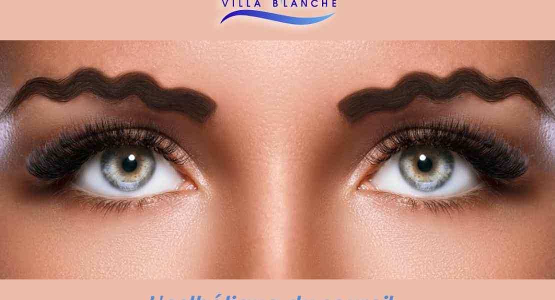 Esthetique du sourcil