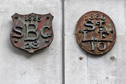 photo credit: parish boundary plaques via photopin (license)
