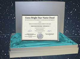 Benefits of Naming a Star As a Gift