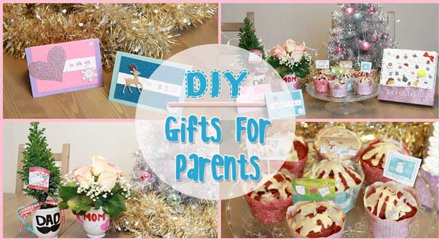 Gift Ideas for Parents' Day
