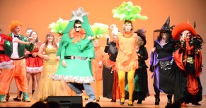 "The ""Celebrate the Seasons"" scholarship fundraising dinner and variety show finale brings all the participants back on stage at the Bosque Arts Center Feb. 1."