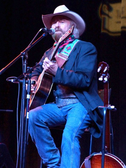 The legendary masterly music man Michael Martin Murphey -- an American singer-songwriter best known for writing and performing Western music, country music and popular music.