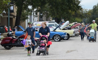Because of COVID-19 pandemic concerns Clifton Main Street cancelled the popular Fallfest and Carshow on Oct. 17 in Clifton.