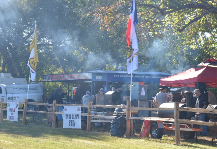 The National Championship Barbecue Cook-off in Meridian on Oct. 30-31 remains on the 2020 calendar, unless COVID-19 pandemic health concerns shut it down.