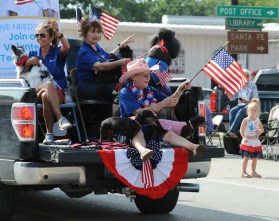 Valley Mills cancelled their immensely popular Fourth of July Parade due to the COVIC-19 pandemic restrictions and concerns.