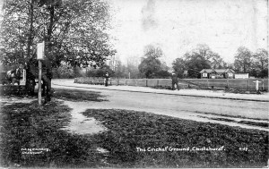 Chislehurst cricket ground