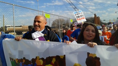 Fight For 15 Rally Chicago, 4/15/2015