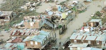 """Un día como hoy, hace 19 años, el huracán George """"acabó"""" con RD"""