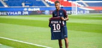 Neymar, la pieza maestra de las ambiciones del PSG y su reverso