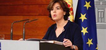 España no acepta que se dé validez al referéndum del 1 de octubre